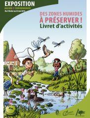 Exposition à la maison de l'Environnement d'Aulnay : Des zones humides à préserver