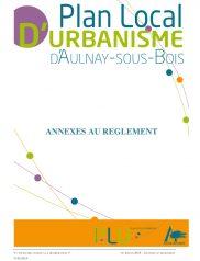 Annexes Au Règlement Plu Aulnay Sous Bois