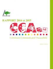 Rapport CCAPH 2014 2015