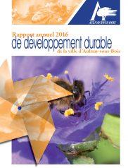 Rapport Annuel de Développement Durable 2016