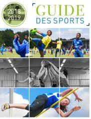 Guide des sports 2018-2019