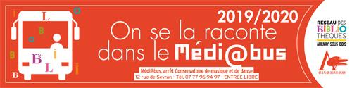 Marque page du Médiabus