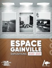 Espace Gainville - expositions 2020-2021