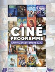 Programme cinéma Septembre 2020
