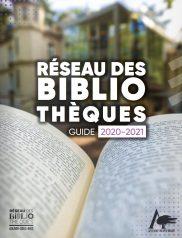 Réseau des bibliothèques - Guide 2020 - 2021