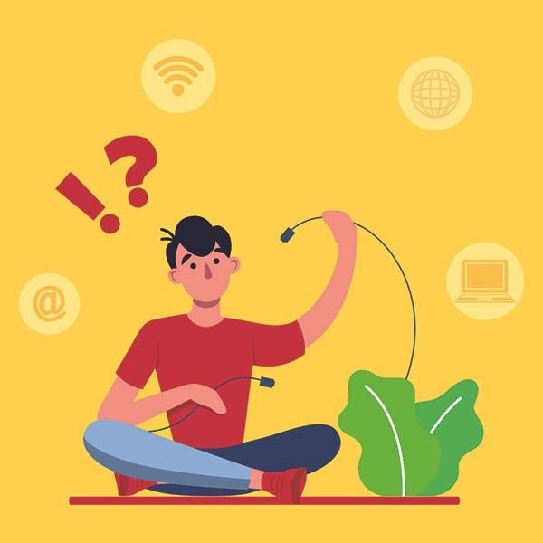 Signalements concernant la fibre numérique
