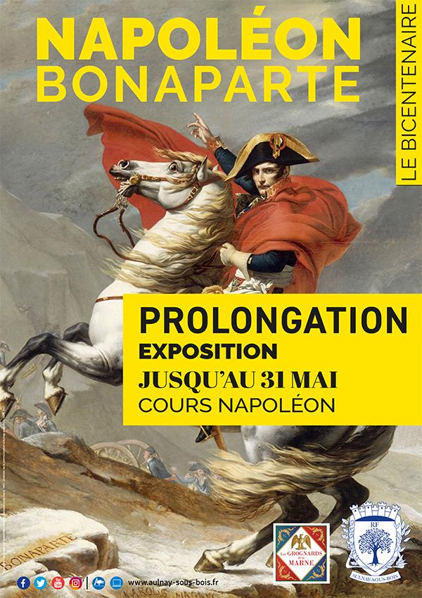Prolongation exposition Napoléon