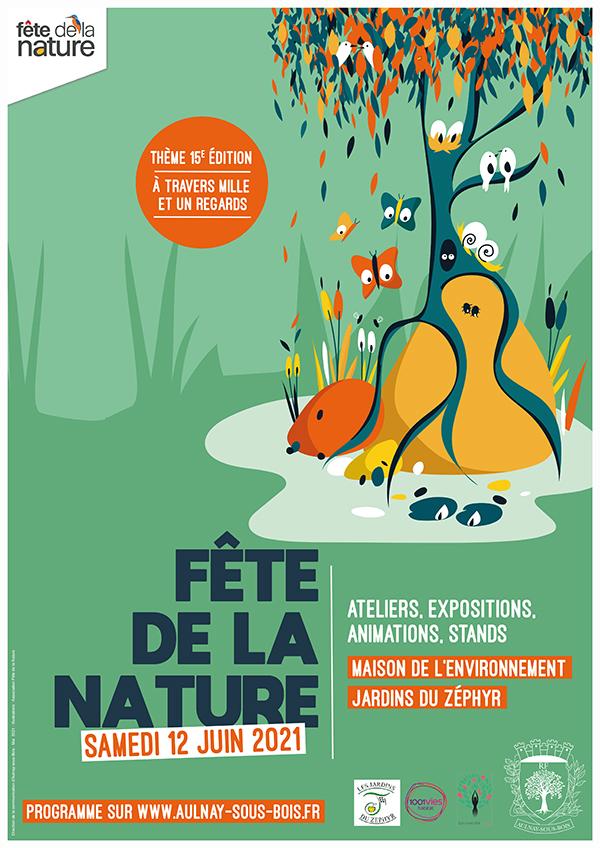 Fête de la nature 12 juin 2021